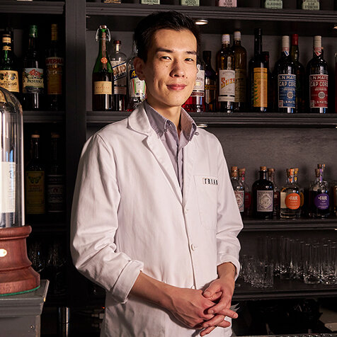 恵比寿「Bar Triad」馬上千寛さんに聞く「MONKEY 47」の魅力|MONKEY 47