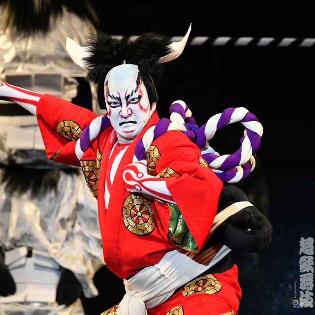 中村獅童×初音ミクが一夜限りの超歌舞伎をオンライン上演| ニコニコネット超会議2020夏
