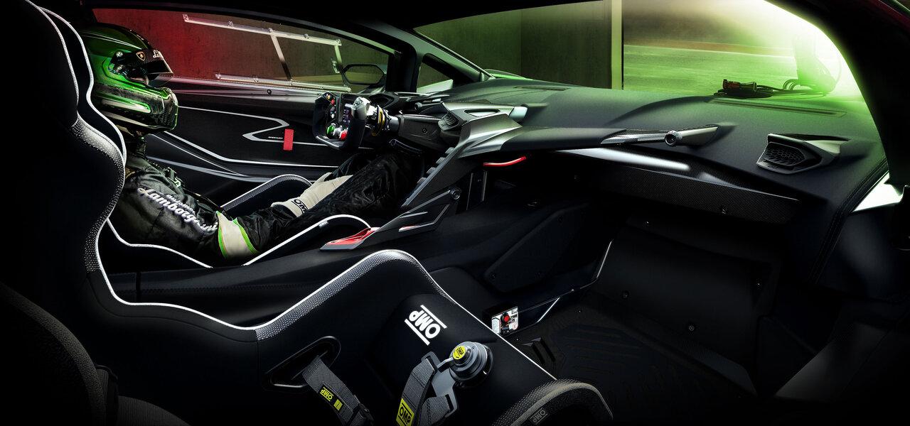 ランボルギーニ史上最強のV12搭載サーキット専用モデル「Essenza SCV12」発表 Lamborghini
