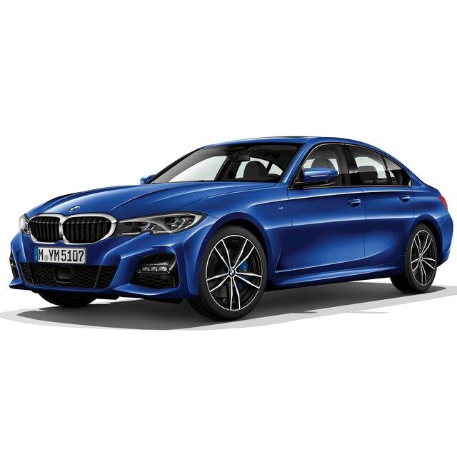 BMW3シリーズの新たなエントリーグレード318iがデビュー|BMW