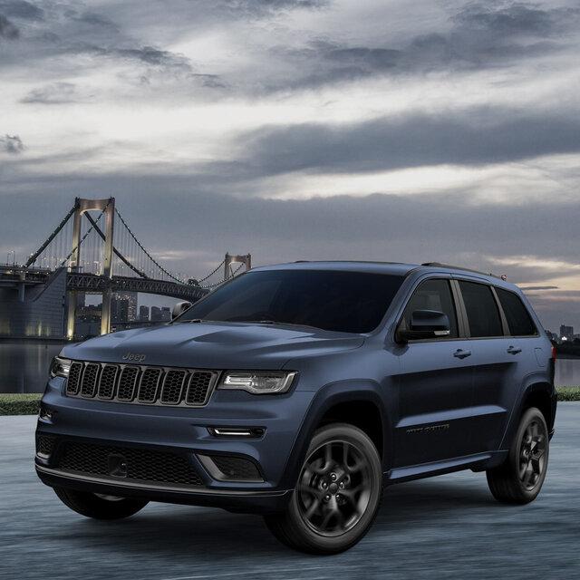 Jeepグランドチェロキーに100台限定の特別装備車S-リミテッドが登場|Jeep