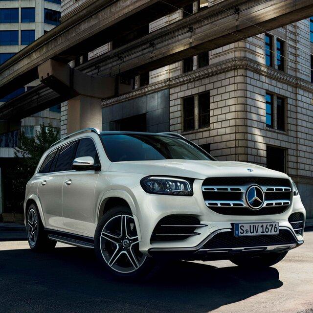 メルセデスの本気がうかがえる一台──新型メルセデス・ベンツGLSに試乗|Mercedes Benz