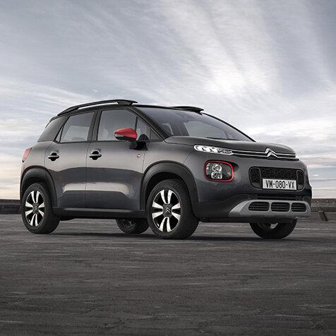 シックなカラーでドレスアップしたシトロエンC3エアクロスSUVの特別仕様車|Citroën