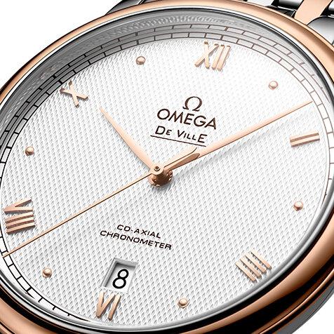 オーセンティックな魅力極まる新たなダイアルを搭載した「デ・ヴィル プレステージ」|OMEGA
