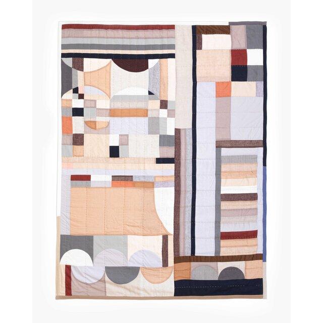 ニューヨーク・ソーホー発。現代的な解釈のキルト|THOMPSON STREET STUDIO