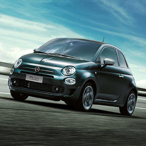 開放的な車内とマニュアルトランスミッションを採用した限定車|FIAT