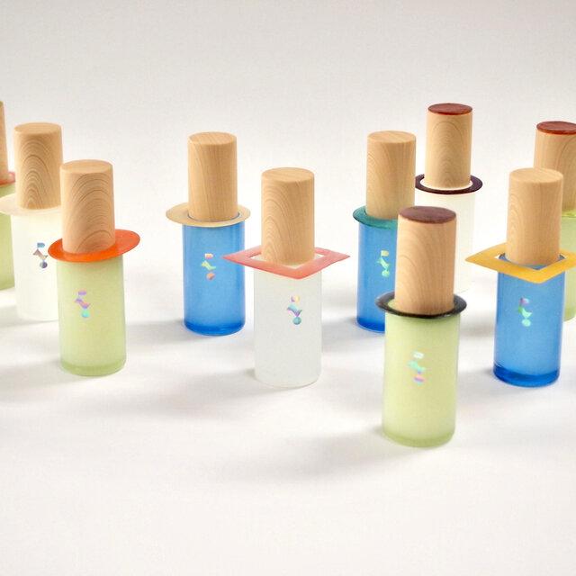 香りを纏うことで内面が輝く。スタイリストが提案する新プロジェクト|PAVO