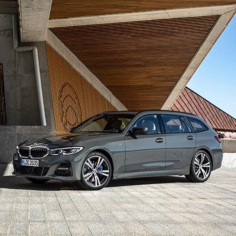 ビー・エム・ダブリュー、3シリーズツーリングに新エントリーグレードを追加|BMW