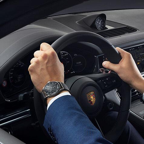 ポルシェ・デザインが、新作「スポーツ・クロノ・コレクション」を発表|Porsche Design