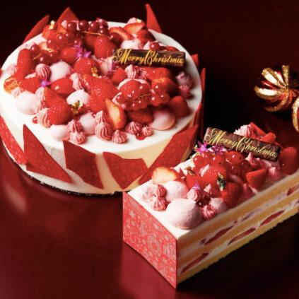 "Withコロナ時代の ""おうち贅沢""を叶える新サイズが登場!『SUPER CHRISTMAS CAKE 2020』|Shangri-La hotel, Tokyo"