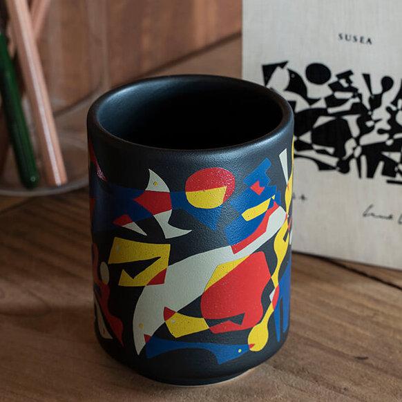 気鋭アーティスト5組と波佐見焼のブランドによるコラボレーション|BARBAR