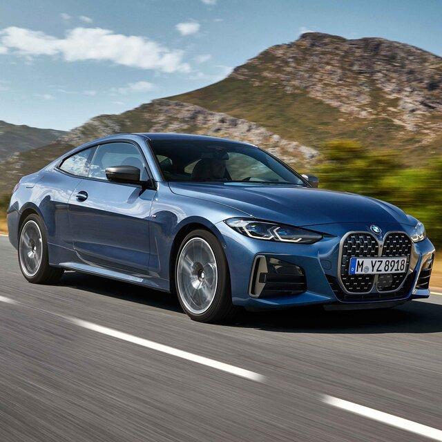 ビー・エム・ダブリュー、2代目4シリーズを発表|BMW