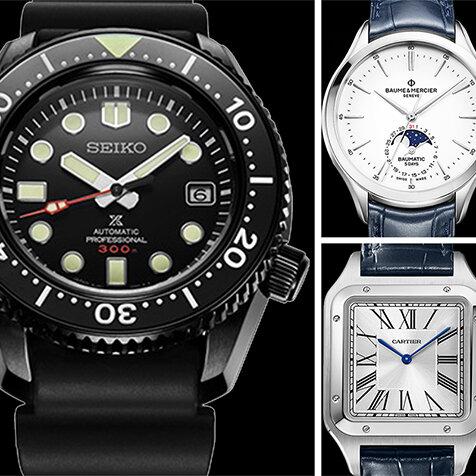 OPENERS厳選! 実用という観点からセレクトした2020年の新作腕時計 WATCH