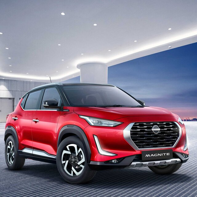 日産、インド向け新型小型SUVマグナイトを発表|NISSAN