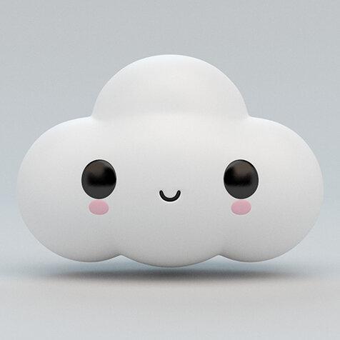 NANZUKA 2GにてFWYの新作個展「Little Cloud」開催|NANZUKA
