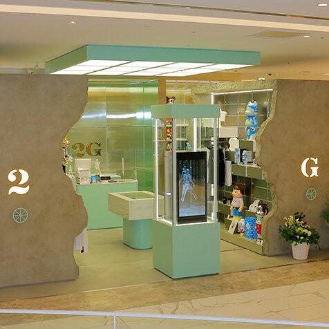 心斎橋PARCOオープン! 関西初出店の「2G 」をレポート | MEDICOM TOY