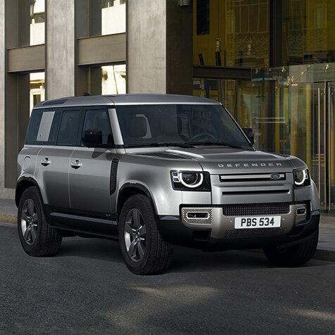 ランドローバー ディフェンダー110に3リッター直6ディーゼルモデルを追加|Land Rover