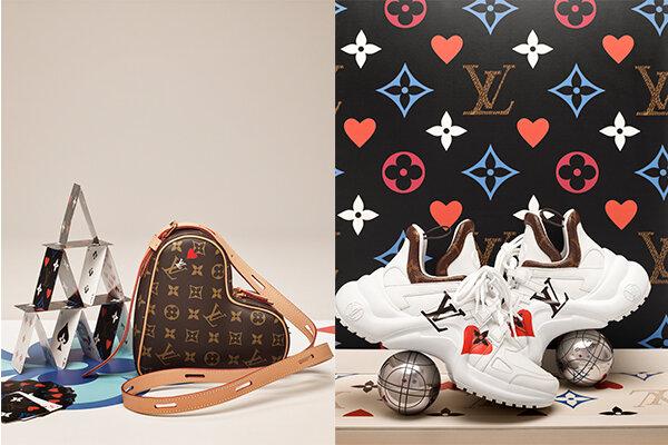 心はずむ新作バッグとシューズが「ゲーム·オン」コレクションから登場|LOUIS VUITTON