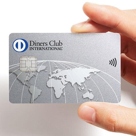 カードおもて面のカード情報を裏面に集約。新たなダイナースクラブがスタート|Diners Club