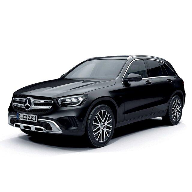 メルセデス・ベンツ、ミドルサイズSUV「GLC」にプラグインハイブリッドモデルを追加|Mercedes Benz