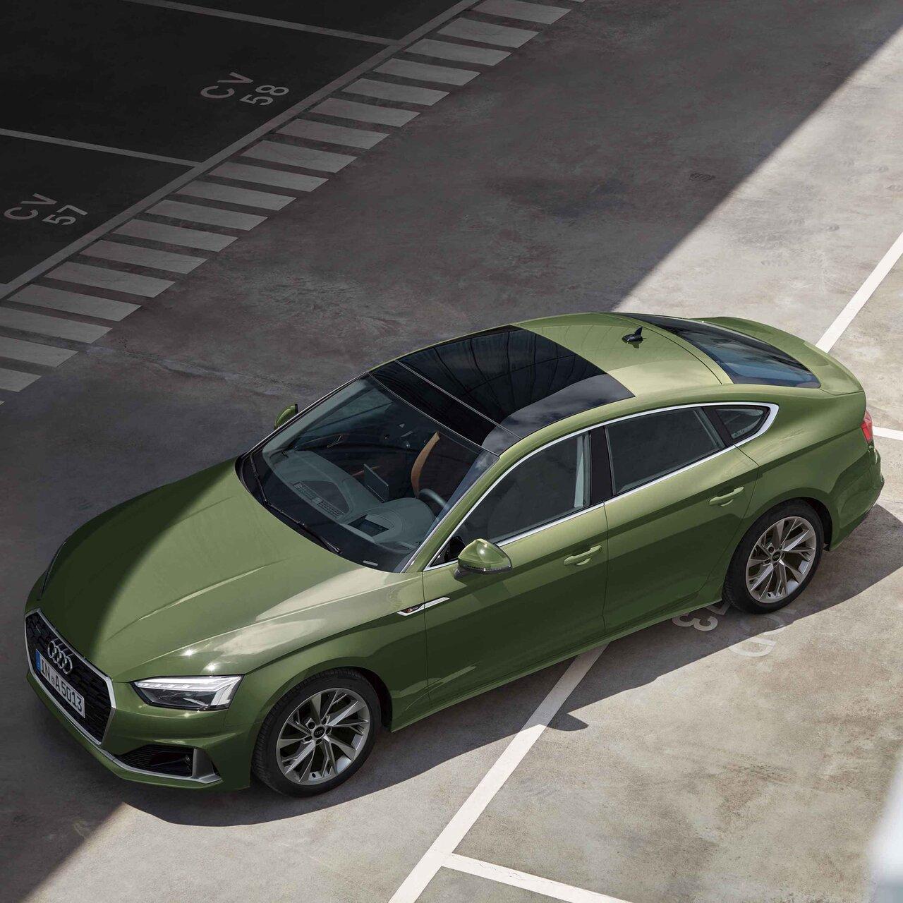 アウディ、A5/S5とA5/S5スポーツバックを大幅にアップデート|Audi