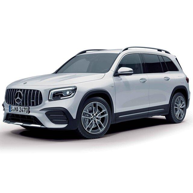 GLBにハイパフォーマンスモデルのAMG 35 4MATICが追加|Mercedes AMG