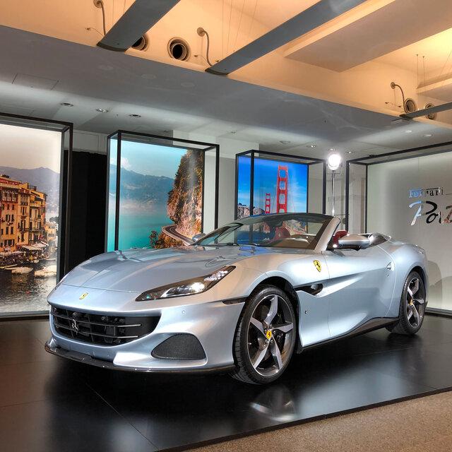 フェラーリ ポルトフィーノの進化版、「ポルトフィーノM」が日本上陸|Ferrari