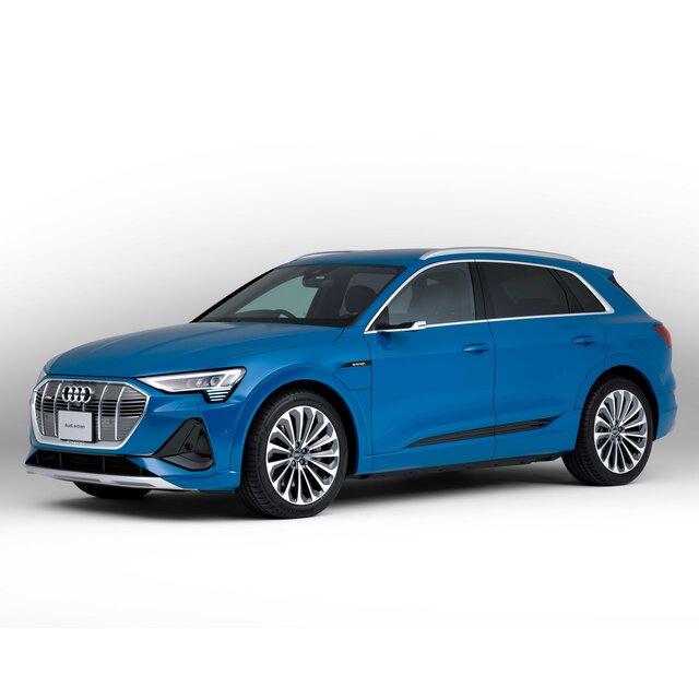 アウディの電気自動車e-tronシリーズにバッテリー容量71kWhの「50」が追加|Audi