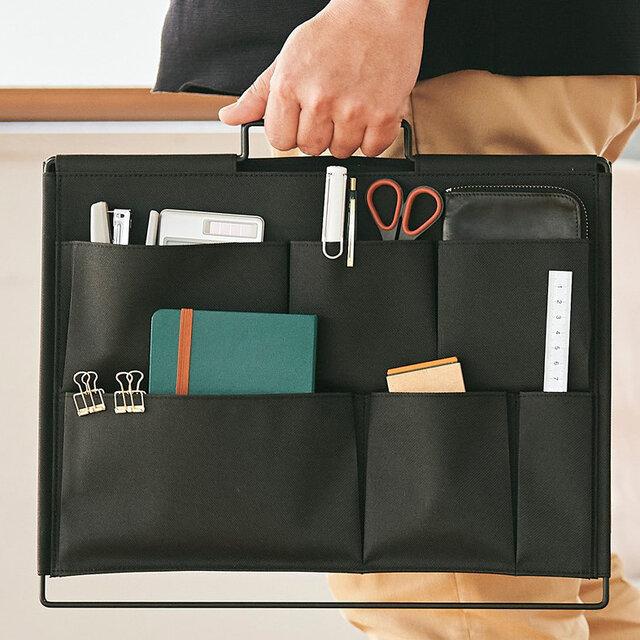 頻度の高い道具を可視化して収納。新ブランドが提案する「ツールスタンド」|SPOT