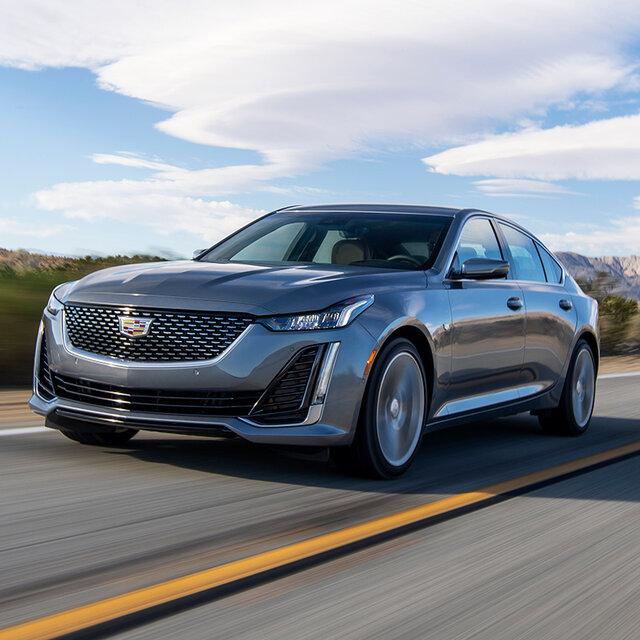 キャデラック、ファストバックスタイルの新型ラグジュアリーセダン「CT5」を発売|Cadillac