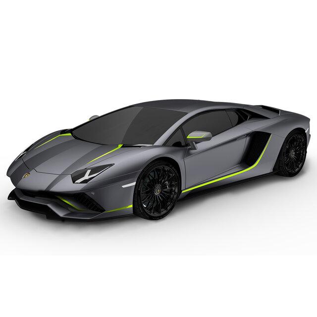 アヴェンタドールSの集大成となる限定モデルがデビュー|Lamborghini