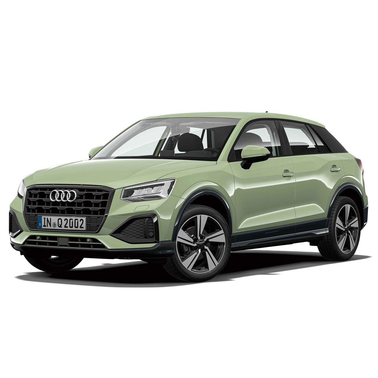 よりスポーティなデザインに──アウディQ2が初のビッグマイナーチェンジ|Audi