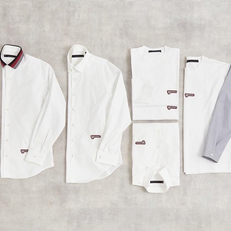 高橋幸宏とマルティニークがコラボレーション。スタイリッシュなメンズの日常着を提案|martinique