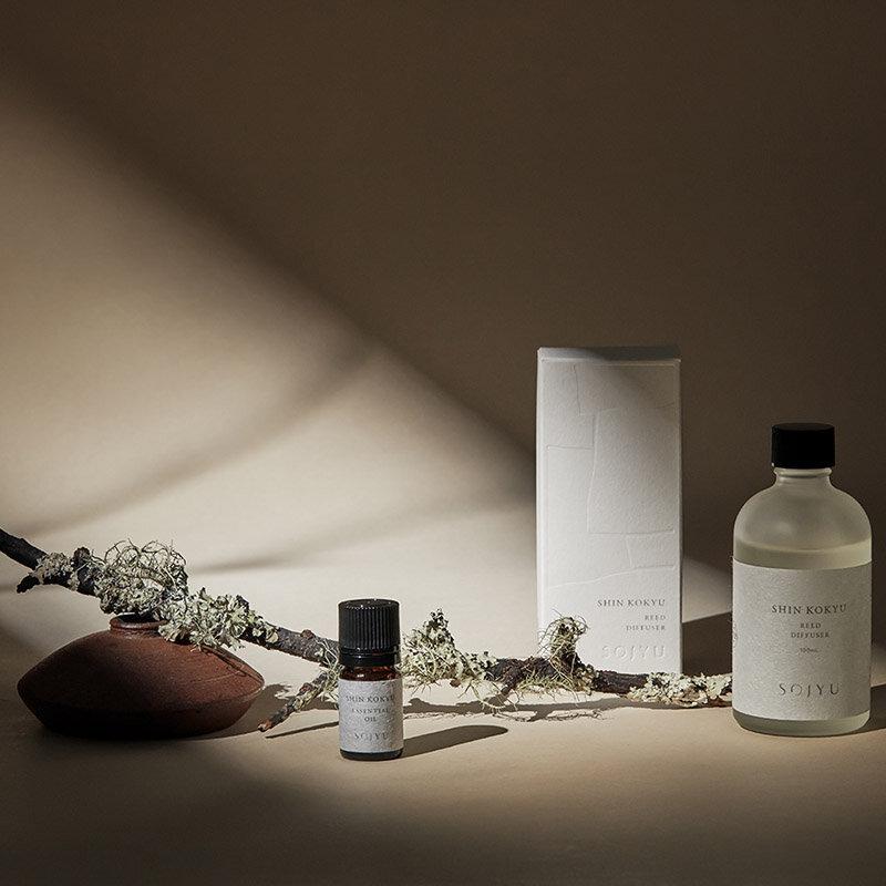 香りのアーティスト和泉 侃が香りを監修したパーソナルケアブランド| SOJYU