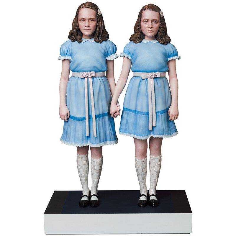 映画『シャイニング』の双子の少女がスタチューになって登場 | MEDICOM TOY