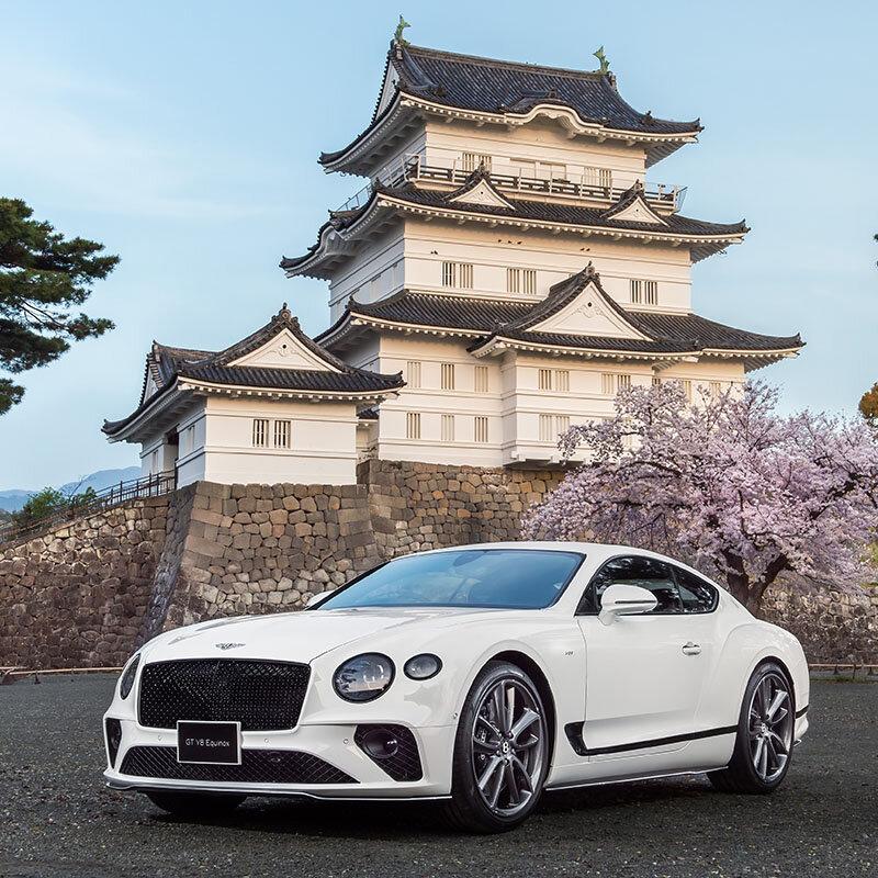 マリナーが手掛けた日本限定、10台のみのベントレー コンチネンタルGT限定車が登場  Bentley