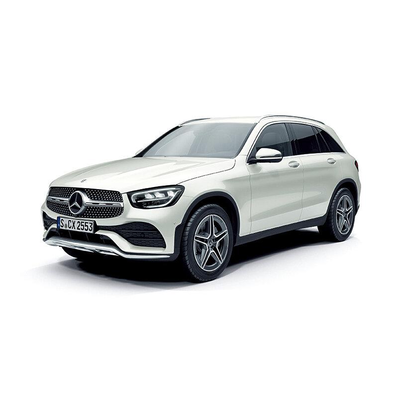 GLCとGLCクーペにスポーティなエクステリアの特別仕様車が登場|Mercedes Benz