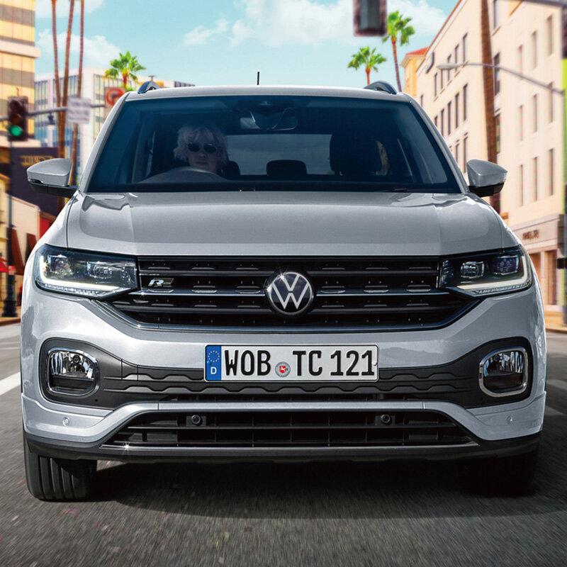 Tクロスにデザイン性を際立たせた上級グレードを追加|Volkswagen