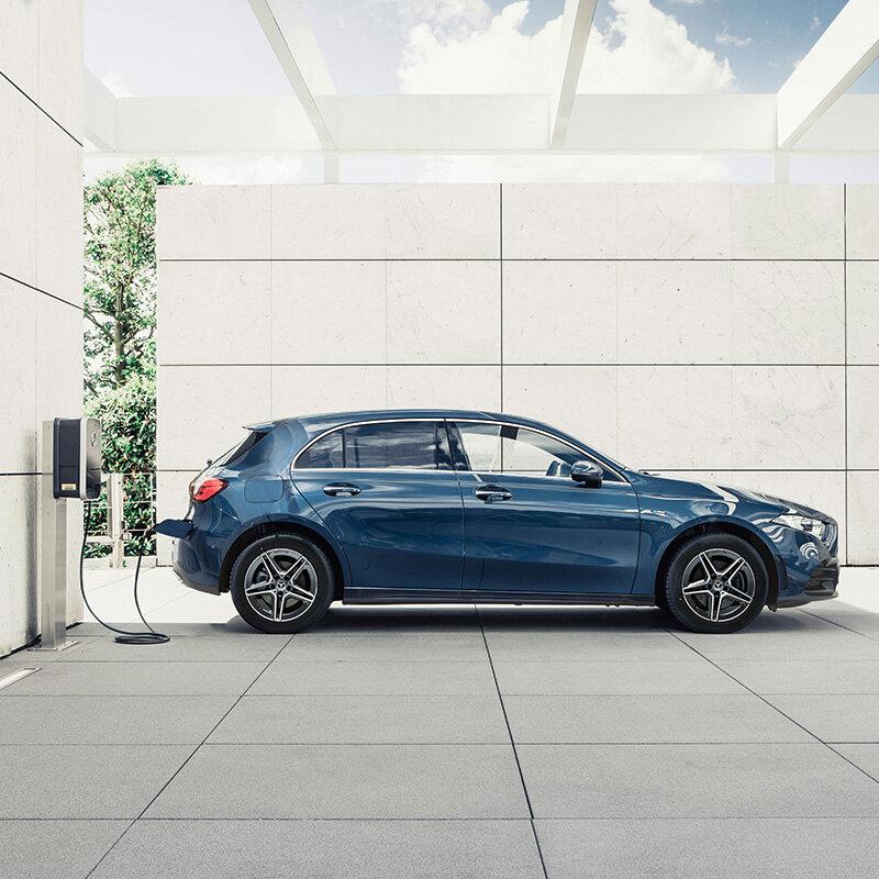 メルセデスのコンパクトカー初のPHEVモデルが登場「A 250 e」 Mercedes Benz