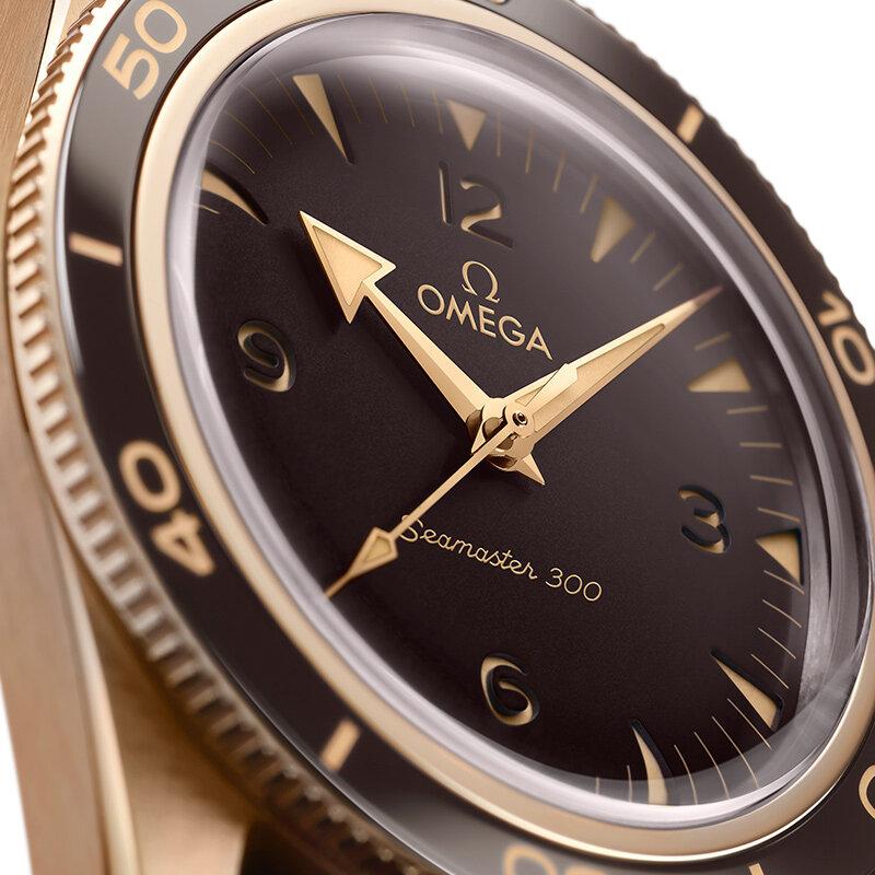 2021年新作。ダイバーズ創生期のディテールを集積したオメガ「シーマスター 300」 OMEGA