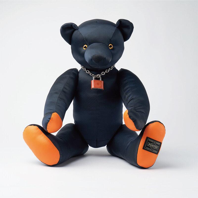 PORTERから、TANKERの新色の生地を使った可愛らしいPORTER GRIZZLY BEARが登場 PORTER