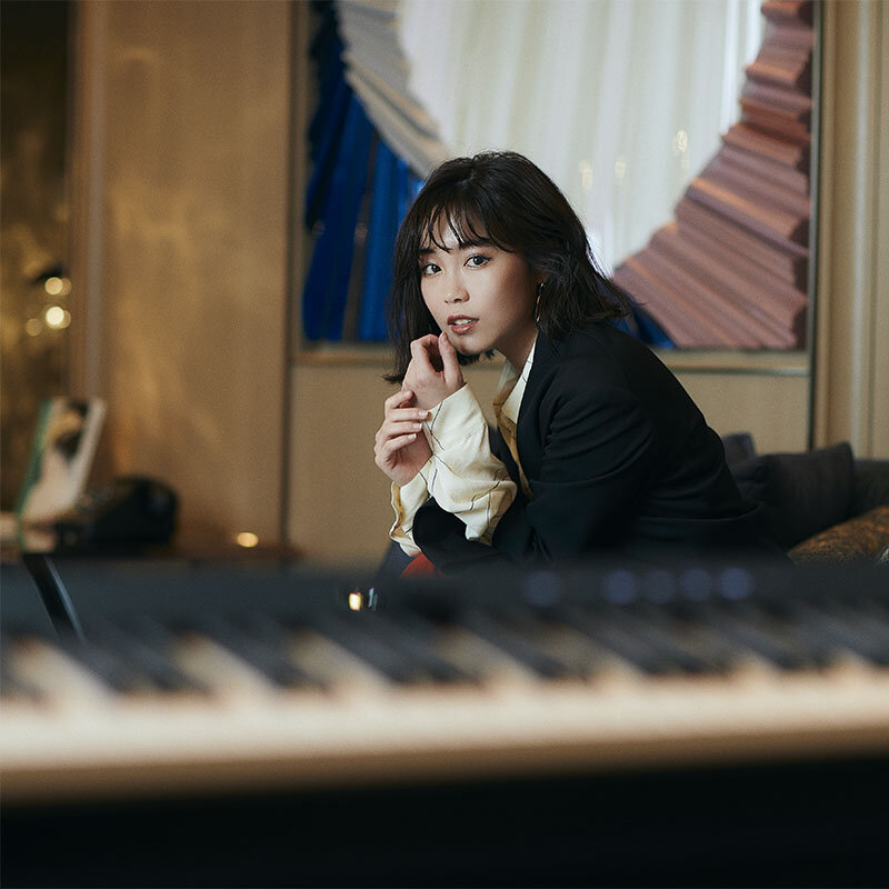 """CASIO Privia PX-S1000 × mesm Tokyo, Autograph Collection """"TOKYO WAVES""""に共鳴するクリエイターたち Vol.8