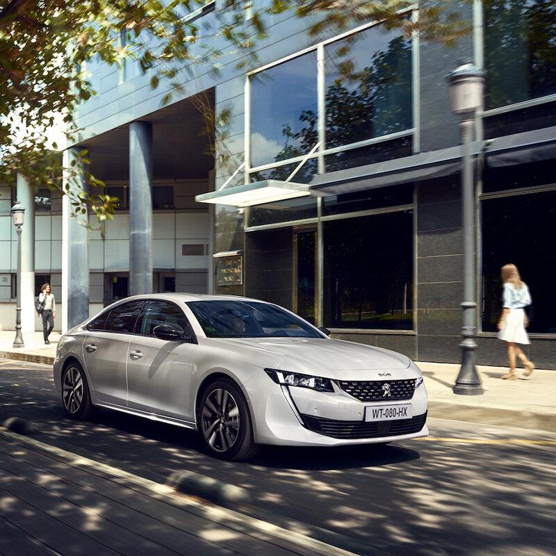 プジョー、フラッグシップモデル508にPHEVモデルを投入|Peugeot