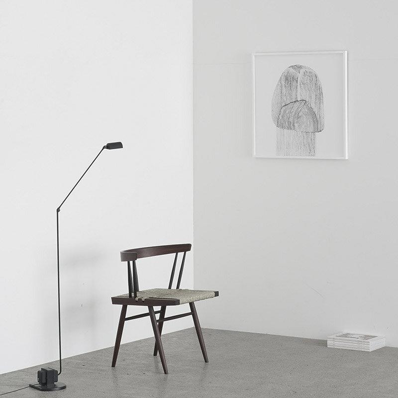 ジョージ・ナカシマ企画展・グラスシートチェアのローズウッドモデルを受注販売| 桜製作所