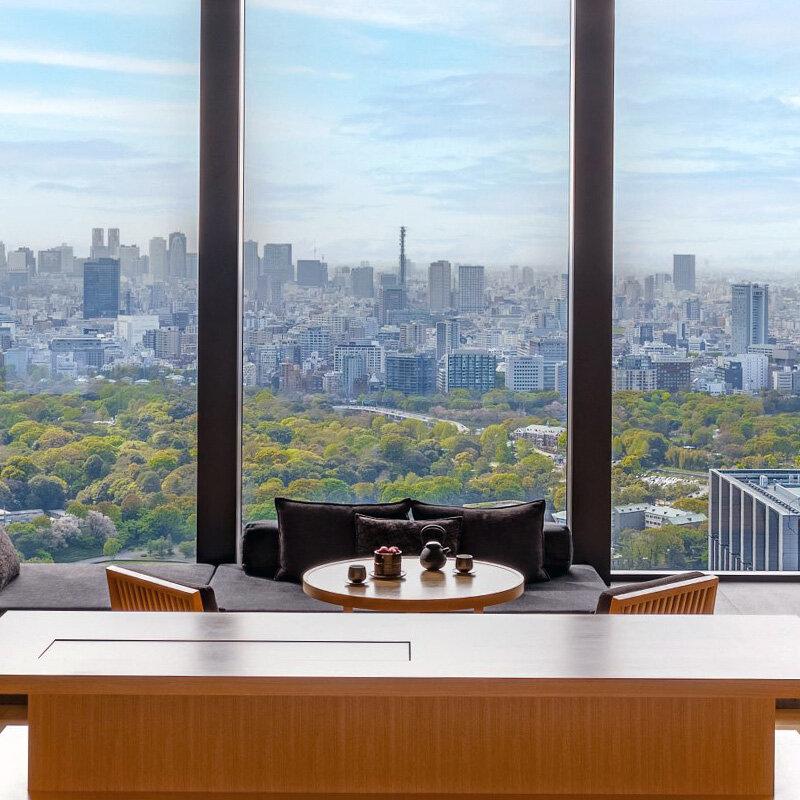 連載第4回 東京・高層・ステイケーション アマン東京|TRAVEL