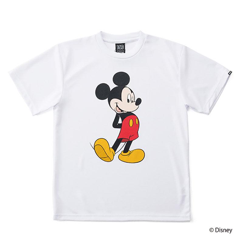 スピードとパワーのトレーニングに励む「ミッキーマウス」をプリント|ONEHUNDRED ATHLETIC