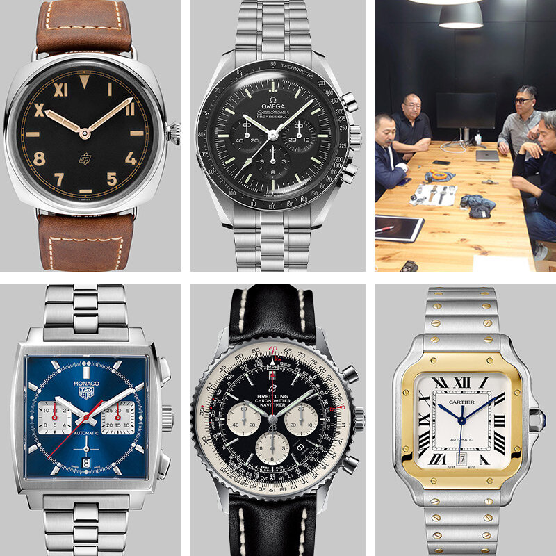 ブレないモノづくり、そしてパワフルなストーリー。「腕時計界のオールスター」は、やっぱり俺たちの基本だよ|FEATURE