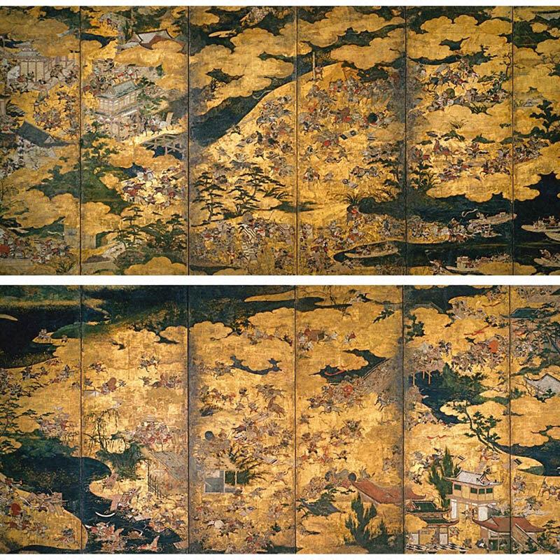 武士をテーマとした絵画や工芸品を展示する特別展「The SAMURAI ―サムライと美の世界― 」 ART