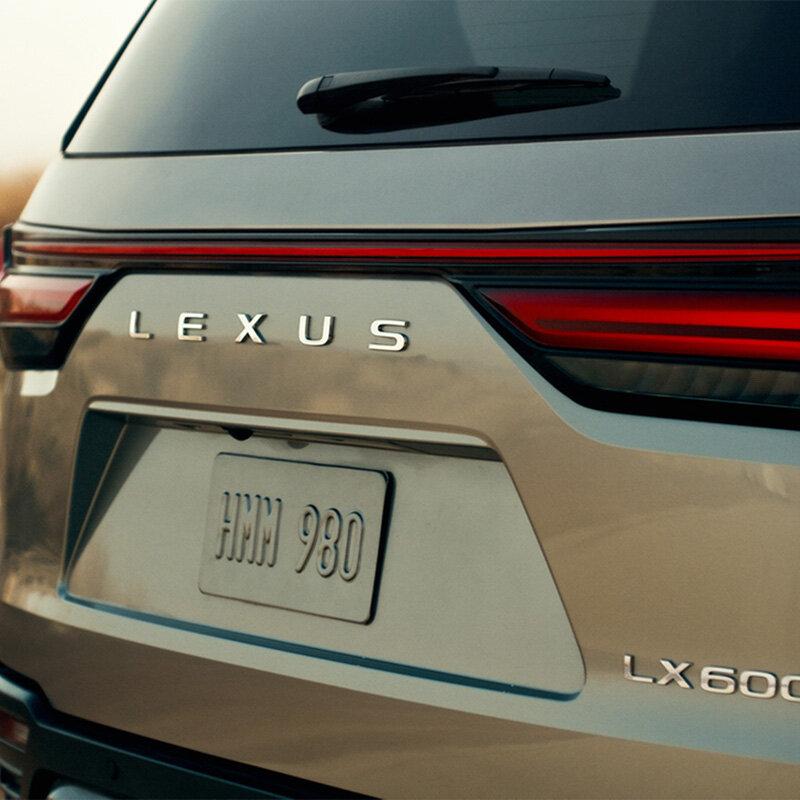 次世代レクサスの第二弾モデル、新型「LX」をオンラインなどでワールドプレミア|LEXUS