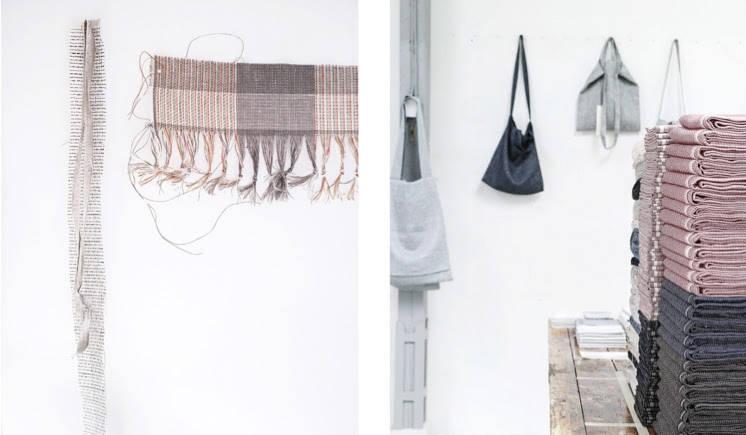 テキスタイルアーティスト、カリン・カーランダーの日本初となる展示会を開催|LOUNGE